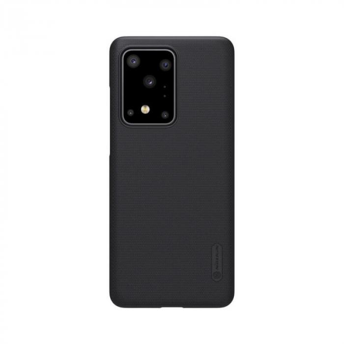 Husa Silicon Samsung Galaxy S20 Ultra Negru Nillkin Frosted 0