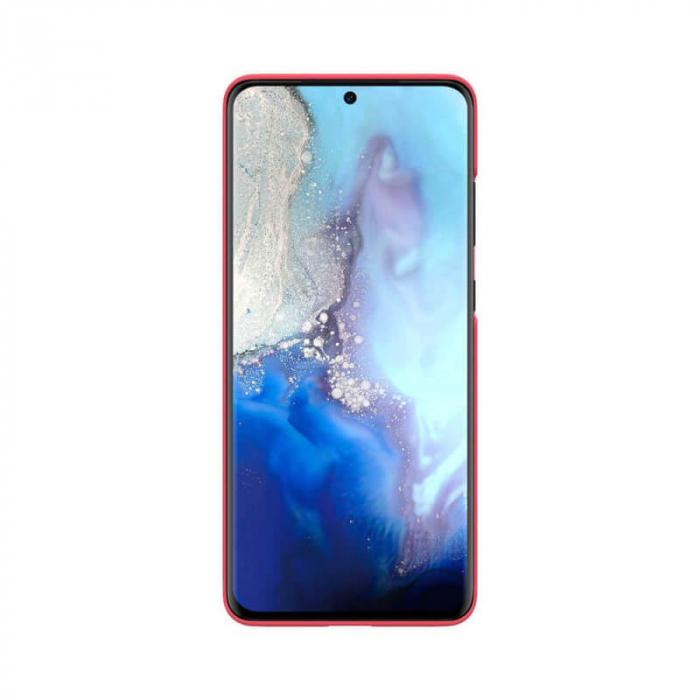 Husa Samsung Galaxy S20 Ultra Rosu Nillkin Frosted 1