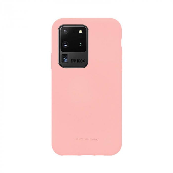 Husa Samsung Galaxy S20 Ultra Roz  Molan Cano 0