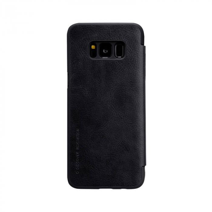 Husa Samsung Galaxy S8 Plus Negru Nillkin Qin 2