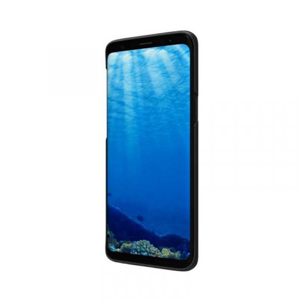 Husa Samsung Galaxy S9 2018 Carcasa Spate Premium Nillkin Frosted Negru 1