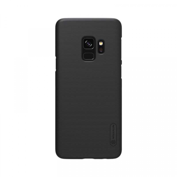 Husa Samsung Galaxy S9 2018 Carcasa Spate Premium Nillkin Frosted Negru 4