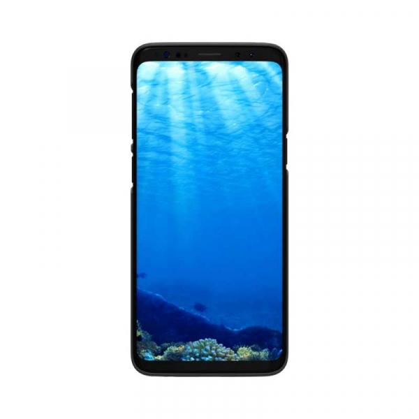 Husa Samsung Galaxy S9 2018 Carcasa Spate Premium Nillkin Frosted Negru 5