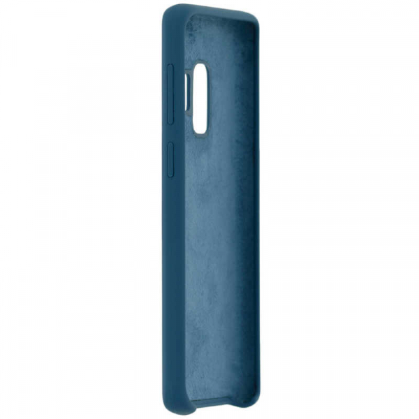Husa Samsung Galaxy S9 2018 Carcasa Spate X-Level Thin Soft TPU Premium Bleumarin 4