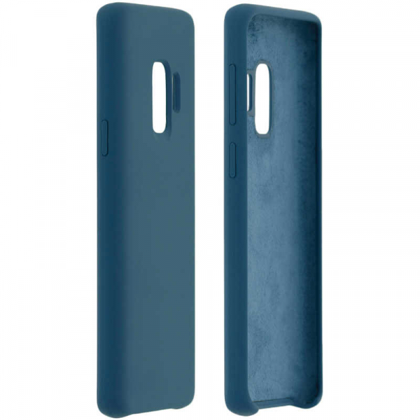 Husa Samsung Galaxy S9 2018 Carcasa Spate X-Level Thin Soft TPU Premium Bleumarin 1