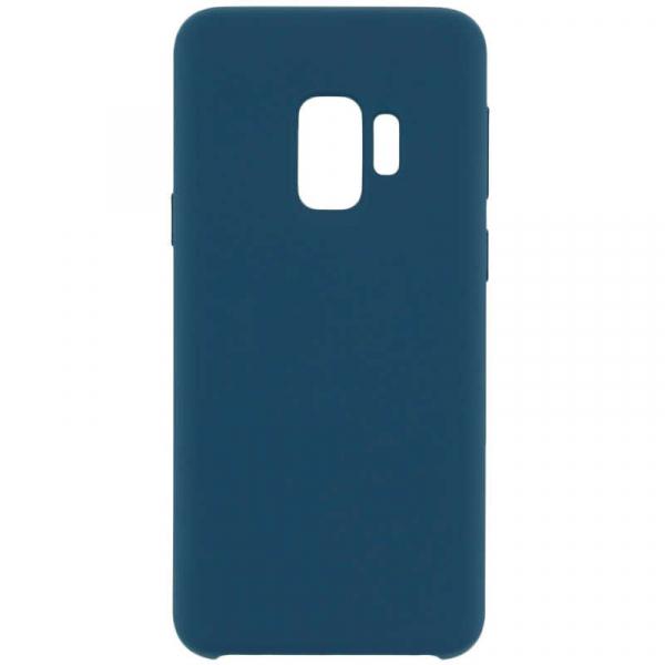 Husa Samsung Galaxy S9 2018 Carcasa Spate X-Level Thin Soft TPU Premium Bleumarin 0