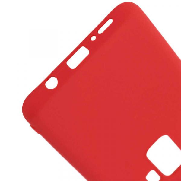 Husa Samsung Galaxy S9 2018 Rosu Silicon Slim protectie Premium Carcasa [2]