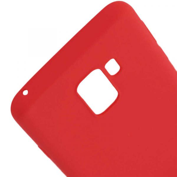 Husa Samsung Galaxy S9 2018 Rosu Silicon Slim protectie Premium Carcasa [1]