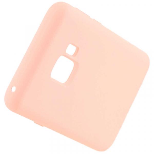 Husa Samsung Galaxy S9 2018 Roz Silicon Slim protectie Premium Carcasa [2]