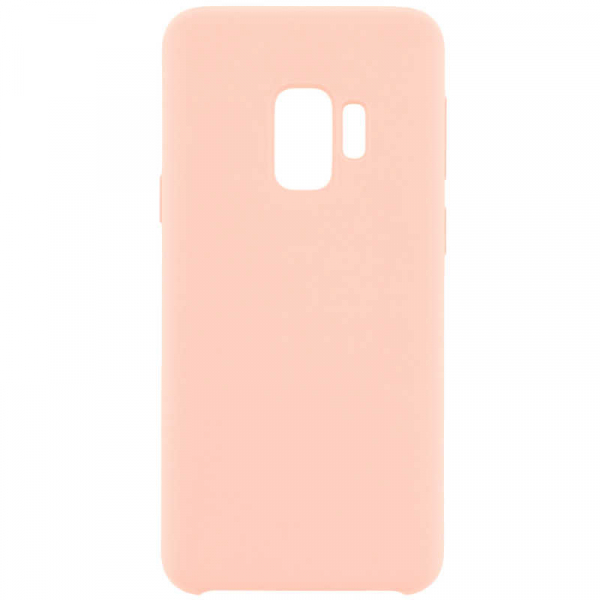 Husa Samsung Galaxy S9 2018 Roz Silicon Slim protectie Premium Carcasa [0]
