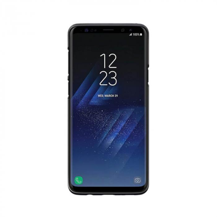 Husa Samsung Galaxy S9 Plus Negru Nillkin Frosted 2
