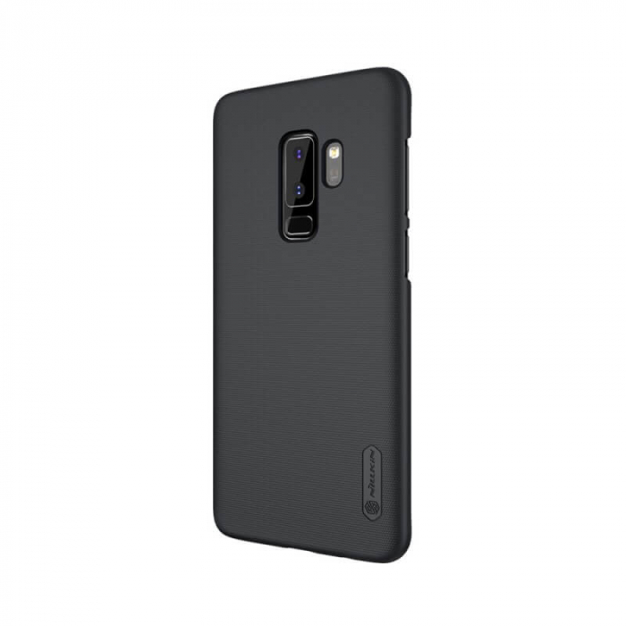 Husa Samsung Galaxy S9 Plus Negru Nillkin Frosted 1