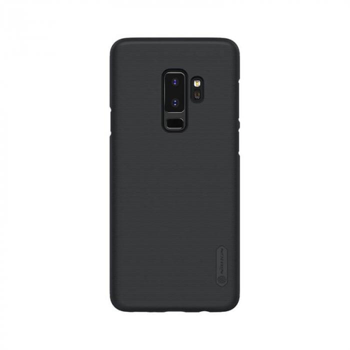 Husa Samsung Galaxy S9 Plus Negru Nillkin Frosted 0