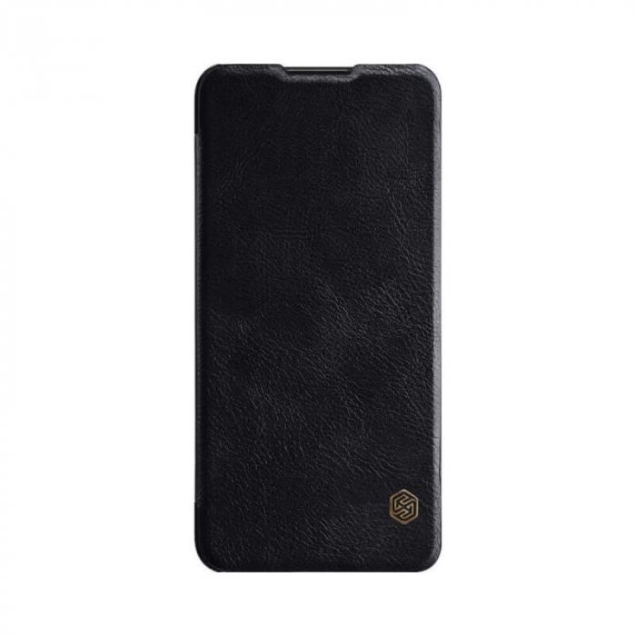 Husa Flip Samsung Galaxy S9 Plus Negru Tip Carte Magnetica Nillkin Qin [0]