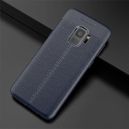 Husa Samsung Galaxy S9 Silicon TPU Colorat Negru-Autofocus Black 1
