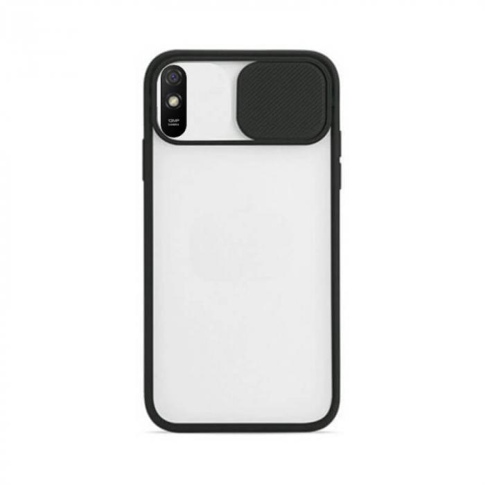 Husa Xiaomi Redmi 9A Negru Antisoc Kia [0]