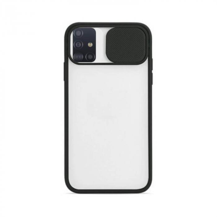 Husa Xiaomi Redmi Note 9 Negru Antisoc Kia [0]