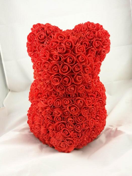 Ursulet din Trandafiri Rosu [1]