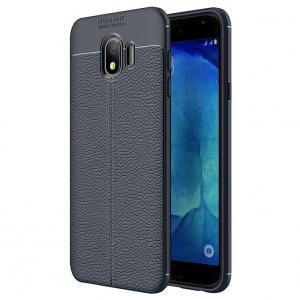 Husa Samsung Galaxy J4 Plus 2018 Silicon Negru Autofocus0