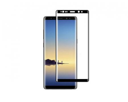 Folie Samsung Galaxy Note 8 2017 Full Glue Neagra