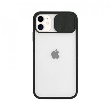 Husa Apple iPhone 11 Negru Silicon Antisoc Kia
