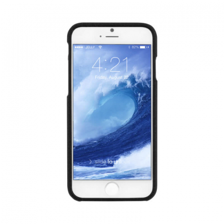 Husa Apple iPhone 11 Negru Mercury Jelly1