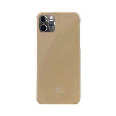 Husa Apple iPhone 11 Pro Max Auriu Mercury Jelly0