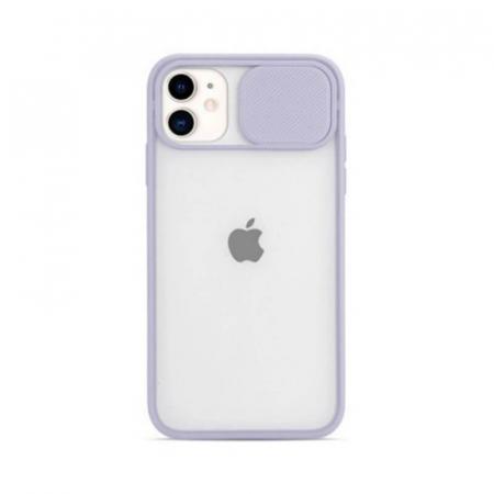 Husa Apple iPhone 12 Mov Silicon Antisoc Kia