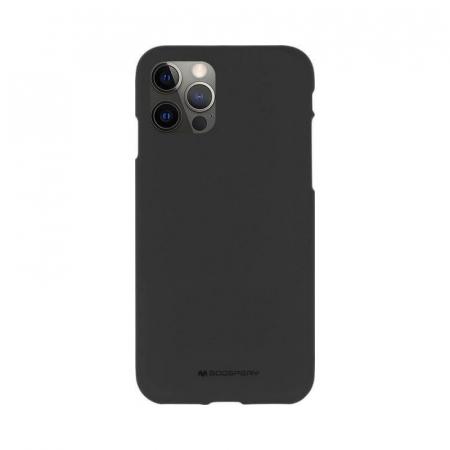 Husa Apple iPhone 12 Pro Negru Jelly Soft0