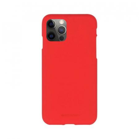 Husa Apple iPhone 12 Pro Rosu Jelly Soft0