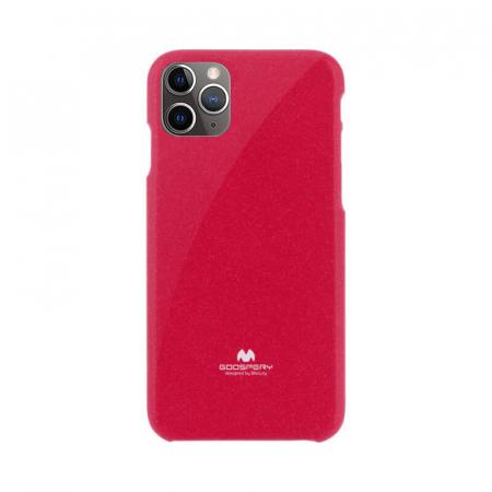Husa Apple iPhone 12 Pro Rosu Mercury Jelly0