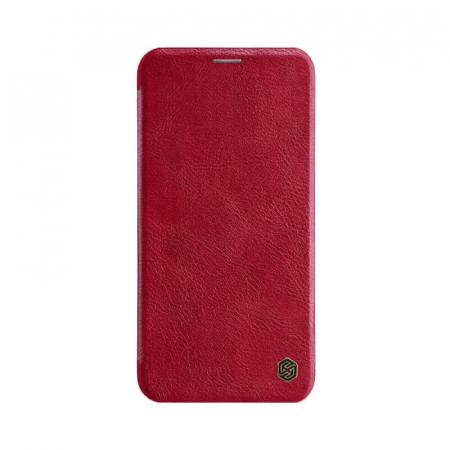 Husa Apple iPhone 12 Pro Rosu Nillkin Qin0