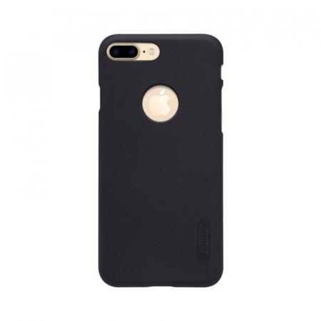 Husa Silicon iPhone 7 Plus Negru Nillkin Frosted0