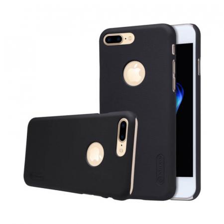 Husa Silicon iPhone 8 Plus Negru Nillkin Frosted1