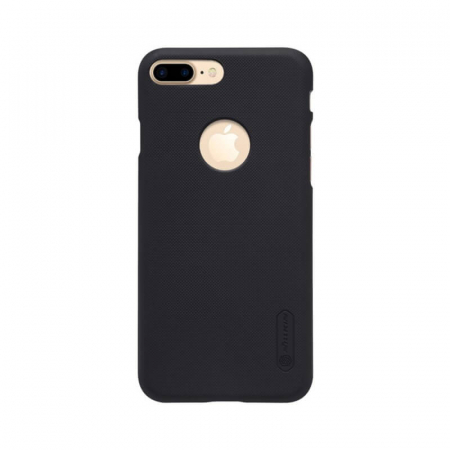 Husa Silicon iPhone 8 Plus Negru Nillkin Frosted0