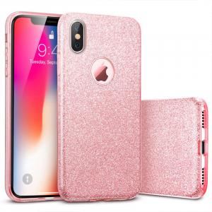 Husa Apple iPhone XR Color TPU Carcasa Sclipici-Alege-ti culoarea potrivita
