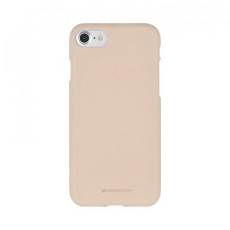 Husa Apple iPhone XS Rosegold Jelly Soft0