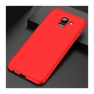 Husa Carcasa Samsung Galaxy J6 2018 Rosie Red0