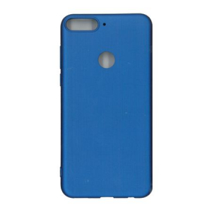 Husa carcasa Huawei Y7 Prime 2018 / 8 / 7C / Nova 2 Lite Silicon Colorat X-Level Albastru (Blue)
