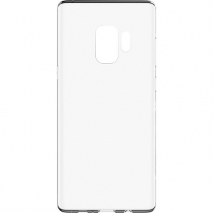Husa Samsung Galaxy S9 Silicon TPU Transparent Ultraslim 0.3mm1