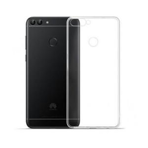 Husa Huawei P Smart / S7 Silicon TPU Transparent Ultraslim 0.3mm