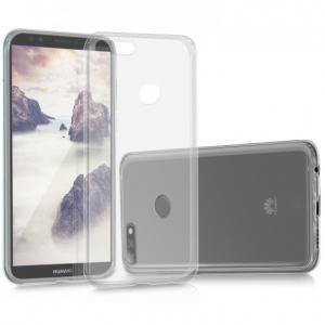 Husa Huawei Y7 Prime 2018 / 7C / 8 / Nova 2 Lite Silicon TPU Transparent Ultraslim 0.3mm