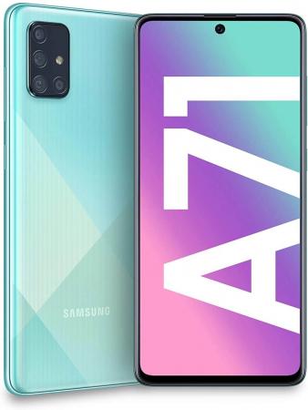 Husa Flip Samsung A71 Negru Tip Carte Art5