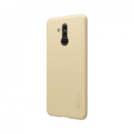 Husa Silicon Huawei Mate 20 Lite Auriu Nillkin Frosted1