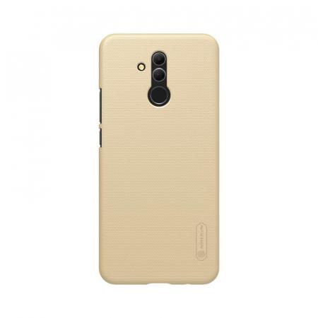 Husa Silicon Huawei Mate 20 Lite Auriu Nillkin Frosted0