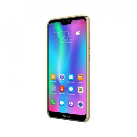 Husa Silicon Huawei P Smart 2019 Auriu Nillkin Frosted [4]