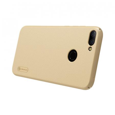 Husa Silicon Huawei P Smart 2019 Auriu Nillkin Frosted [3]