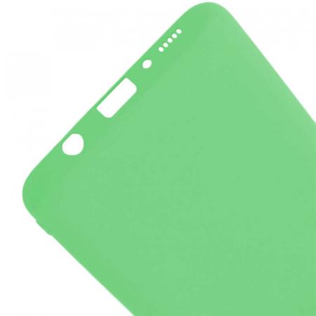 Husa Huawei P30 2019 Verde Silicon Slim protectie Premium Carcasa [3]