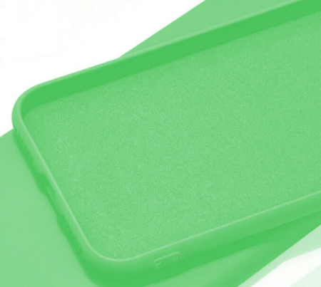 Husa Huawei P30 2019 Verde Silicon Slim protectie Premium Carcasa [1]
