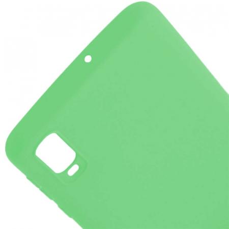 Husa Huawei P30 2019 Verde Silicon Slim protectie Premium Carcasa [2]